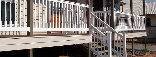 Balustrade Fencing Melbourne Fence Supplies Pvc